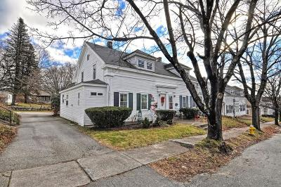 MA-Worcester County Single Family Home New: 28 Forest Street