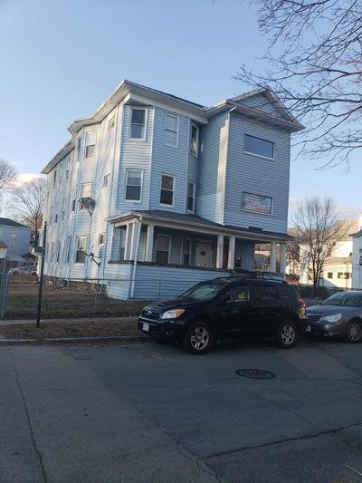 MA-Worcester County Multi Family Home New: 1 Stevens Rd