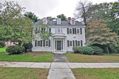 Framingham Single Family Home For Sale: 85 Edgell Road