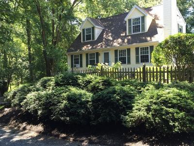 Wayland Single Family Home For Sale: 245 Commonwealth Road