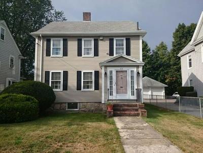 Single Family Home Under Agreement: 66 Baker Street