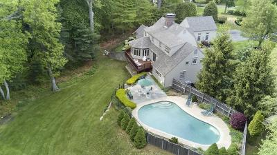 Scituate Single Family Home For Sale: 135 Judge Cushing Road