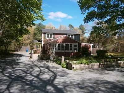 MA-Barnstable County Single Family Home Price Changed: 1560 Santuit-Newtown Road