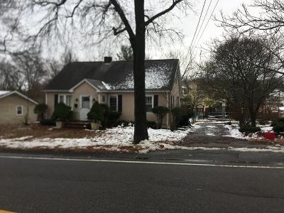 Randolph Single Family Home Under Agreement: 97 Pleasant St