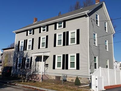 MA-Bristol County Multi Family Home New: 100 Niagara St