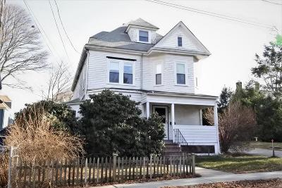 Melrose Multi Family Home Contingent: 69 Florence Ave