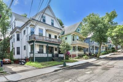 Somerville Multi Family Home For Sale: 161 Lowell St