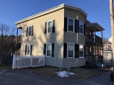 MA-Worcester County Multi Family Home New: 170 Marshall Street