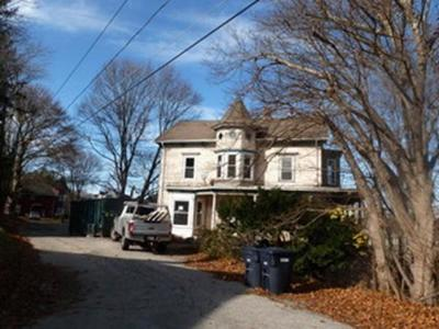 MA-Worcester County Multi Family Home New: 51 Pleasant St