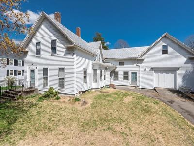 Bridgewater Single Family Home Price Changed: 30 Bedford St