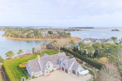 MA-Barnstable County, Plymouth County Single Family Home For Sale: 255 Seapine Rd