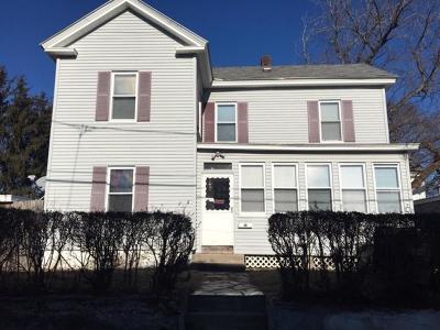 Methuen, Lowell, Haverhill Multi Family Home For Sale: 7 C Street