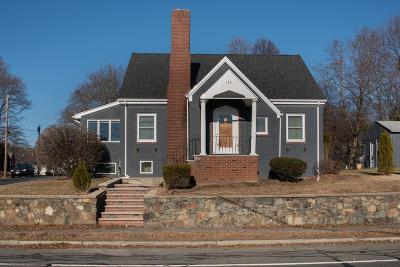 Salem MA Single Family Home For Sale: 150 Highland Ave