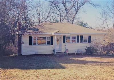Ashland Single Family Home For Sale: 72 Hilldale Rd
