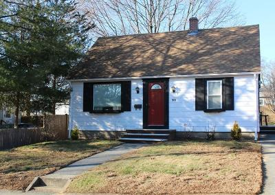 Cumberland RI Single Family Home New: $240,000