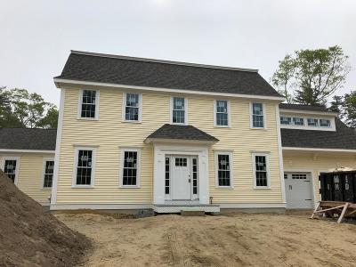 Plymouth MA Single Family Home New: $589,900