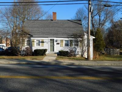 Randolph MA Single Family Home New: $358,900
