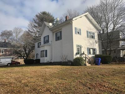 Rockland Multi Family Home Under Agreement: 131 Plain St
