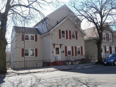 Malden Rental New: 473 Salem Street #3