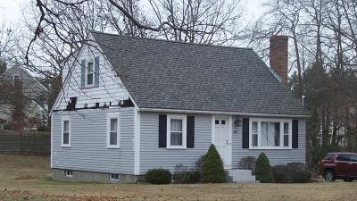 Hanover MA Single Family Home Under Agreement: $299,000