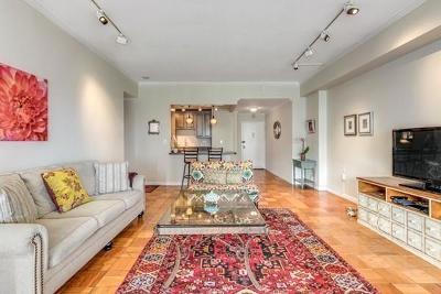 Boston, Cambridge Rental New: 2 Hawthorne Place #17M