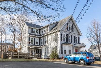 Whitman Multi Family Home Under Agreement: 26 Charles Street