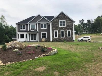 Westborough Single Family Home For Sale: Lot 0 Piccadilly Way