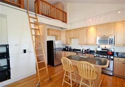 Boston, Cambridge Rental New: 390 Norfolk St #3