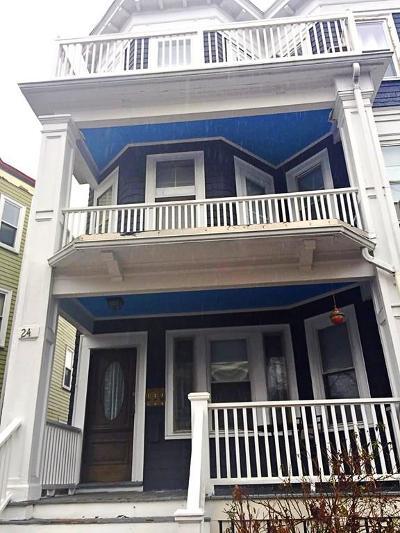 Boston, Cambridge Rental New: 24 Sudan St #3