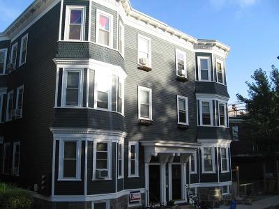 Boston, Cambridge Rental New: 22 Wakullah Street #3