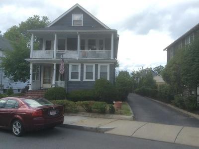 Boston, Cambridge Rental New: 63 Oakland St #B