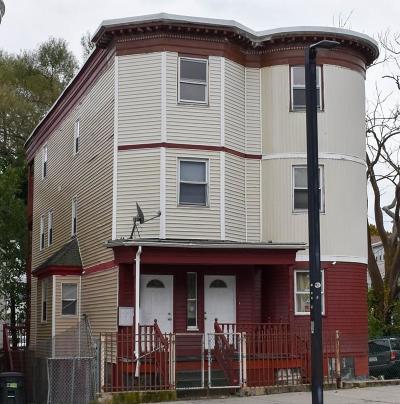 Boston, Cambridge Rental New: 1222 Blue Hill Ave #3
