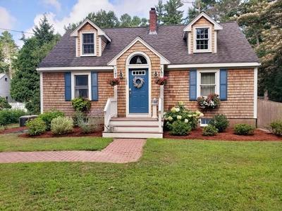 Marshfield MA Single Family Home New: $469,000