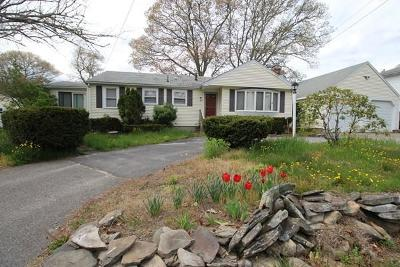 Wareham Single Family Home For Sale: 23 Gardonia St