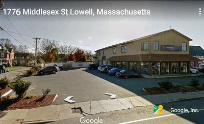 Lowell Multi Family Home Under Agreement: 1776 Middlesex St
