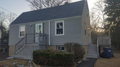 MA-Suffolk County Single Family Home For Sale: 87-89 Belnel Rd