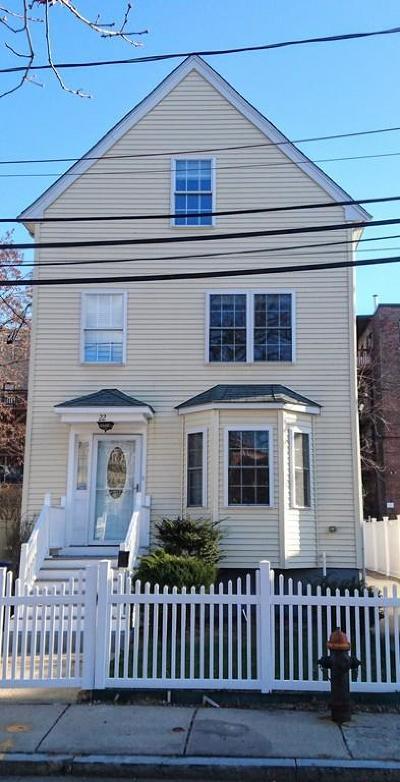Boston, Cambridge Rental New: 22 Notre Dame #-