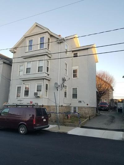 Fall River Multi Family Home For Sale: 242 Harrison