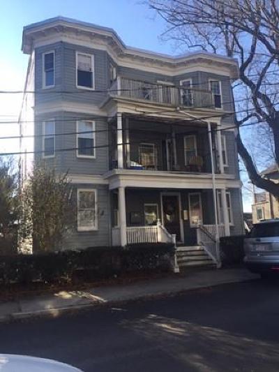 Boston, Cambridge Rental New: 15 Castlerock St. #3