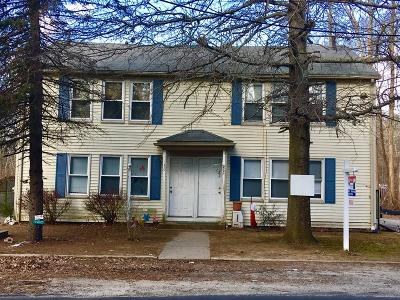 Taunton Multi Family Home Under Agreement: 325 Tremont St