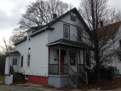 Attleboro Multi Family Home Under Agreement: 29 Orange St