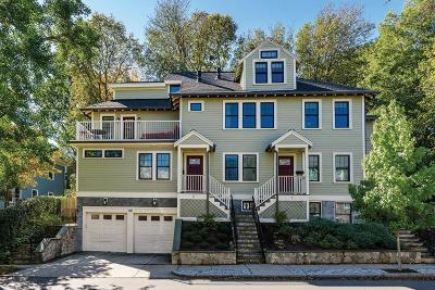 Brookline MA Condo/Townhouse New: $1,690,000