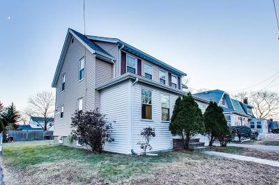 Quincy Single Family Home For Sale: 322 W Squantum St