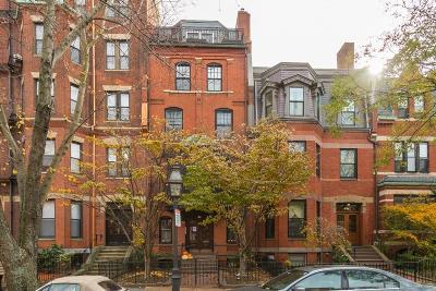 Boston, Cambridge Rental New: 376 Marlborough St #5