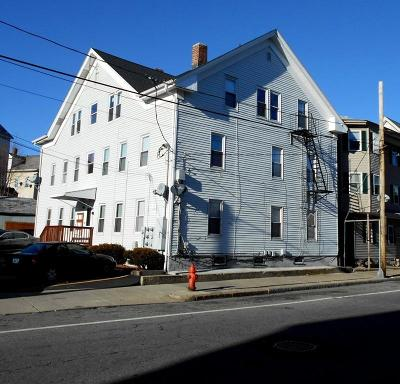 RI-Providence County Commercial Under Agreement: 640 Social Street