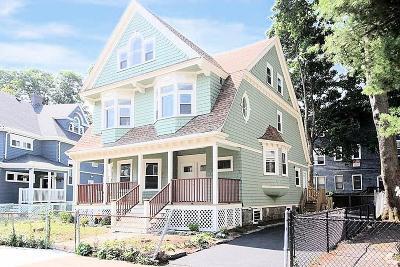 Boston, Cambridge Rental New: 40 Algonquin #1