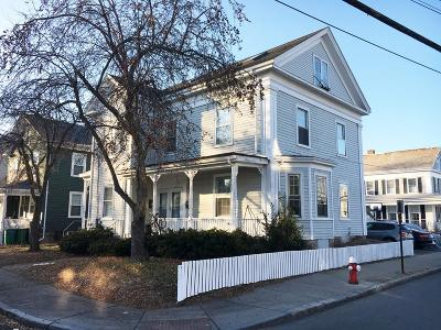 Newton Condo/Townhouse Under Agreement: 1 Waban Street #1