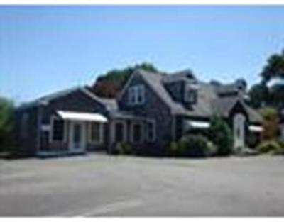 MA-Bristol County Commercial For Sale: 772-784 County Street