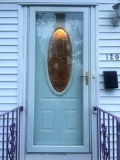 Warwick Single Family Home Extended: 129 Brendard Ave