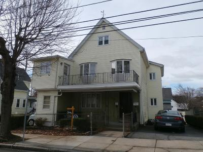 Malden Multi Family Home Under Agreement: 229 Madison
